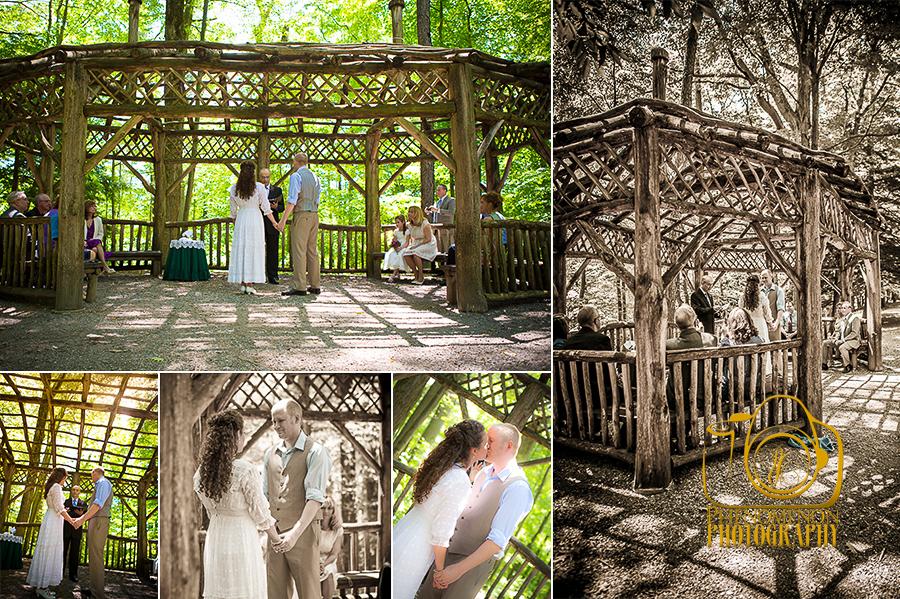 Rachel & Chad\'s Vintage Letchworth State Park Wedding – Phenomenon ...