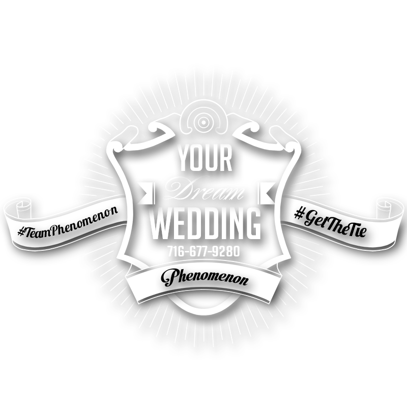 PHENOMENON Buffalo Wedding Photography, Videography & DJs