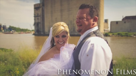 Phenomenon Events for Buffalo's Best Wedding Videography